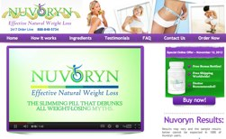 Nuvoryn official website