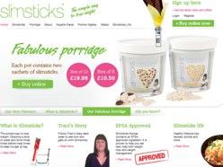 Slimsticks official website