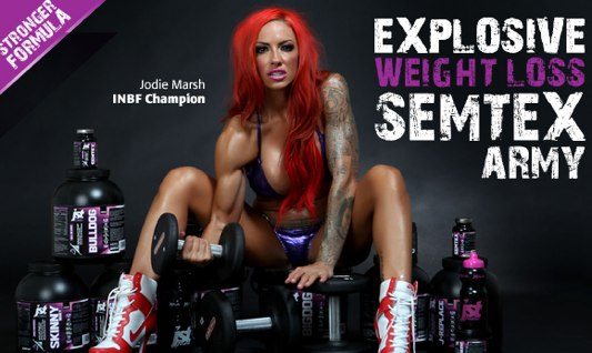 Jodie marsh diet pill
