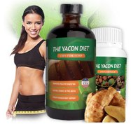 Yacon syrup diet and supplements