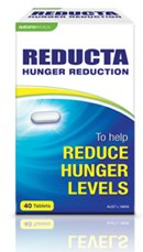 Reducta Hunger Reduction tablets review