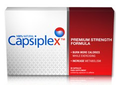 Capsiplex chili diet pill
