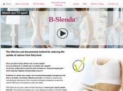 Official website of B-Slenda