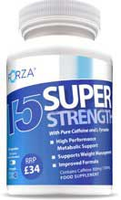 Forza T5 Super Strength as seen in media and Daily mail