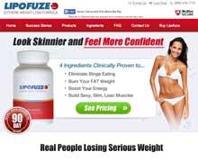 Official Lipofuze Website