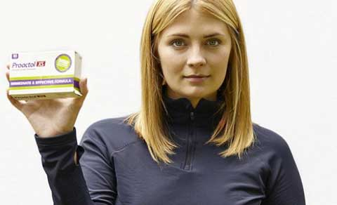 Mischa Barton lost weight with proactol XS the Mushroom supplement