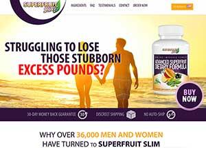 Superfruit Slim Uk website