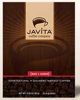 Javita Burn review
