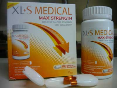 How do I use XLS Medical Max Strength