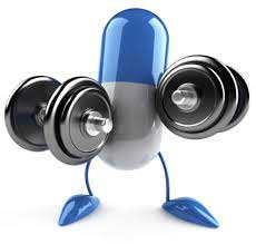 exercise pill