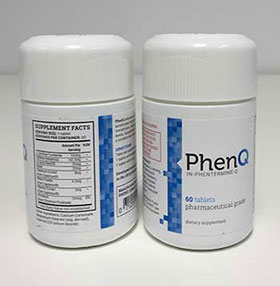 PhenQ multi benefit diet pill