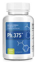 Ph375 bottle