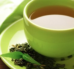 Green tea for slimming