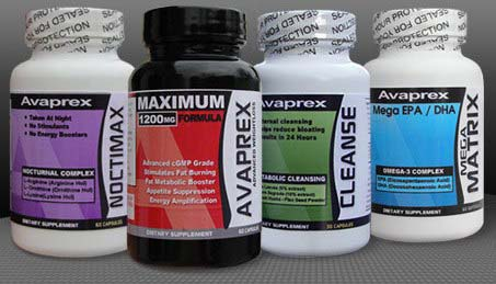 Avarex range of products