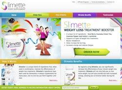 official website of Slimette