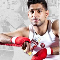 Amir Khan and Thermobol