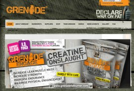Thermo Detonator website