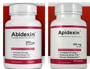difference between Abidexin and Apidexin