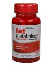 Fat metaboliser tablets