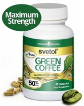 Svetol Green Coffee diet pills