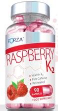Forza K2 raspberry ketone
