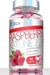 Forza Ketone bottle