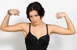 woman on WeightWatchers UK
