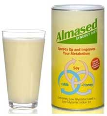 Almased meal replacement diet drink