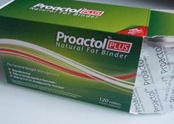 Proactol Fat Binder