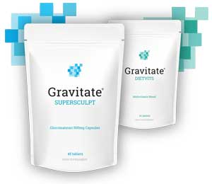 Gravitate Nutrition Supersculpt and Dietvits