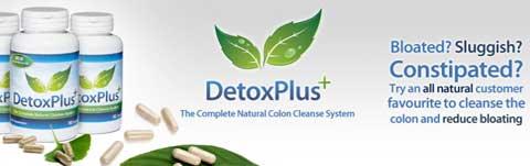Detox Plus what does it do