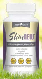Slim New Diet Pill