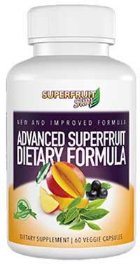 Superfruit Slim bottle