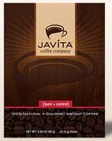 Javita Burn review