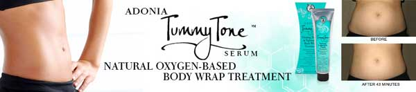 Adonia Tummy Tone serum