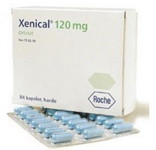 Xenical fat blocker