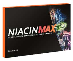 Niacin Max tongue Strips