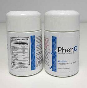 PhenQ multi benefit diet pill