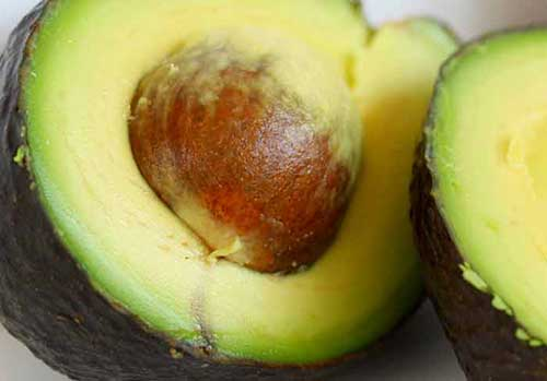 Naturally Stop Hunger with avocado