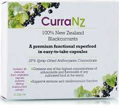 CurraNZ supplement