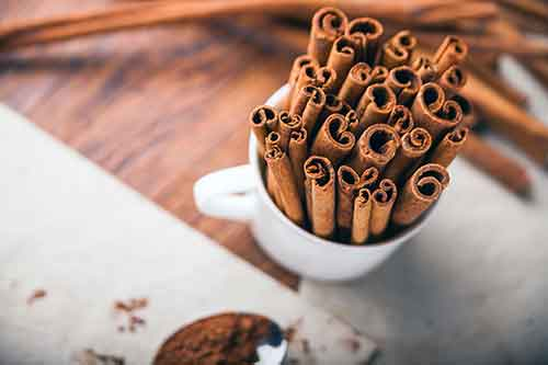 Try Adding a Little Cinnamon